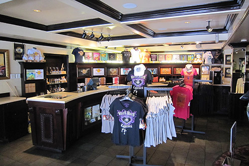 Hard Rock Cafe Nassau Rock Shop